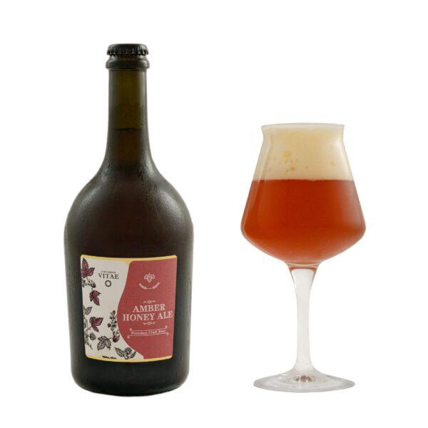 Birra Artigianale Amber Honey Ale