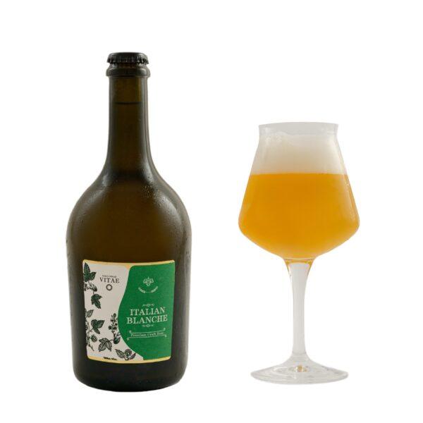 Birra Artigianale Italian Blanche - Selezione Vitae